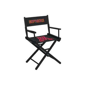 UNIVERSITY OF MINNESOTA DIRECTORS CHAIR-TABLE HEIGHT