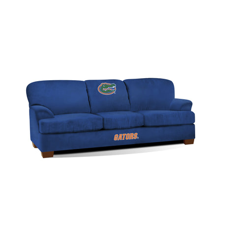 UNIVERSITY OF FLORIDA FIRST TEAM MICROFIBER SOFA