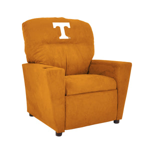 UNIVERSITY OF TENNESSEE KIDS RECLINER MICROFIBER