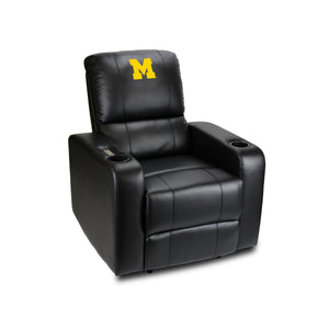 UNIVERSITY OF MICHIGAN POWER THEATER RECLINER