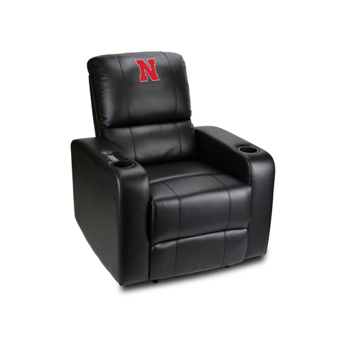 UNIVERSITY OF NEBRASKA POWER THEATER RECLINER