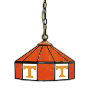 UNIVERSITY OF TENNESSE 14in. GLASS PUB LAMP