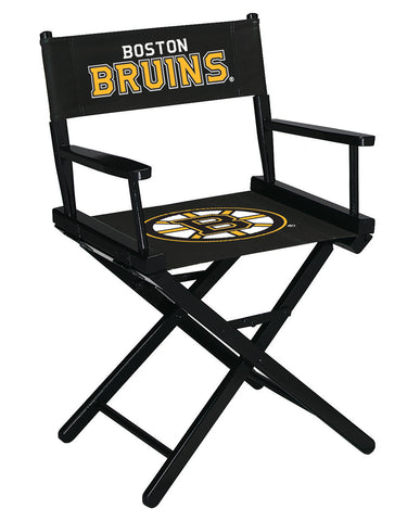 BOSTON BRUINS TABLE HEIGHT DIRECTORS CHAIR