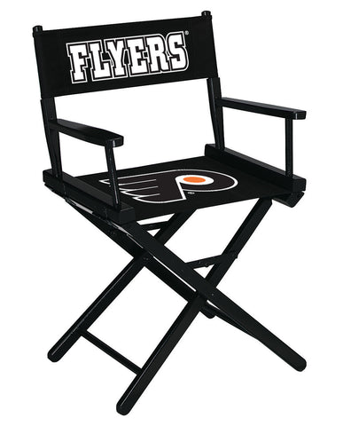 PHILADELPHIA FLYERS TABLE HEIGHT DIRECTORS CHAIR