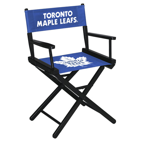 TORONTO MAPLE LEAFS TABLE HEIGHT DIRECTORS CHAIR