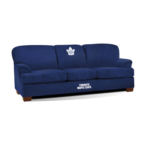 TORONTO MAPLE LEAFS FIRST TEAM MICROFIBER SOFA