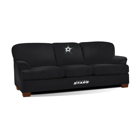 DALLAS STARS FIRST TEAM MICROFIBER SOFA