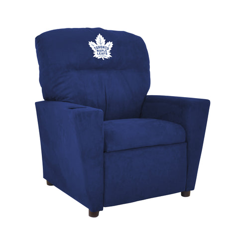 TORONTO MAPLE LEAFS KIDS MICROFIBER RECLINER