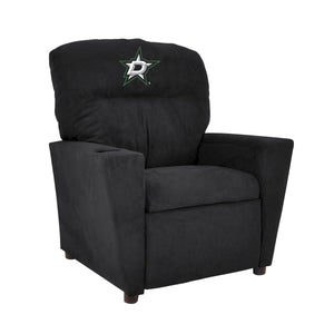 DALLAS STARS KIDS MICROFIBER RECLINER