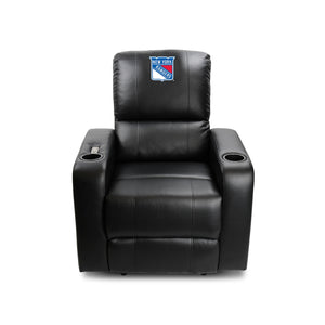 NEW YORK RANGERS POWER THEATER RECLINER