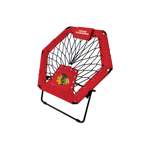 CHICAGO BLACKHAWKS PREMIMUM BUNGEE CHAIR