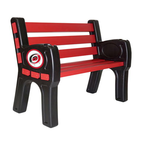 CAROLINA HURRICANES PARK BENCH