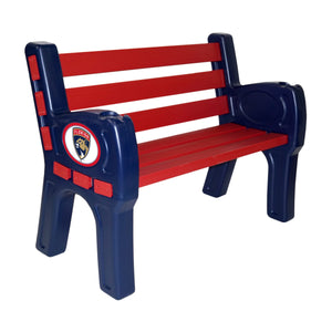 FLORIDA PANTHERS PARK BENCH