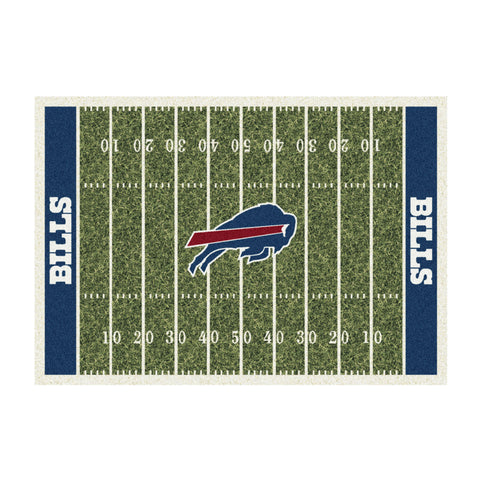 BUFFALO BILLS 4X6 HOMEFIELD RUG