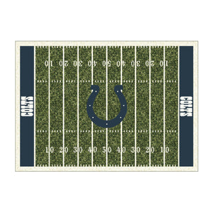 INDIANAPOLIS COLTS 4X6 HOMEFIELD RUG