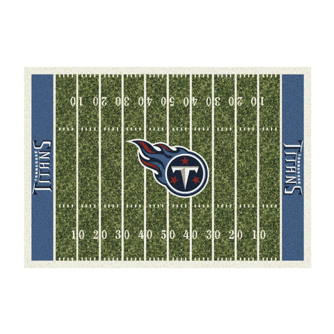 TENNESSEE TITANS 4X6 HOMEFIELD RUG