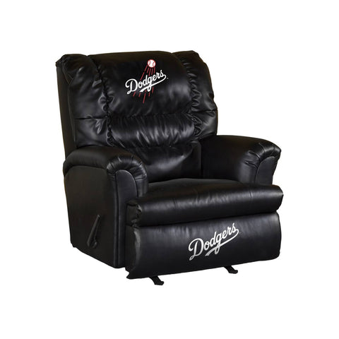 LOS ANGELES DODGERS LEATHER BIG DADDY RECLINER