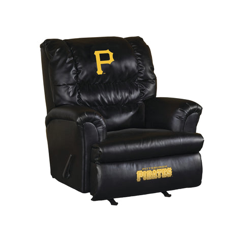 PITTSBURGH PIRATES LEATHER BIG DADDY RECLINER