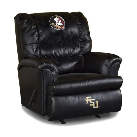 FLORIDA STATE LEATHER BIG DADDY RECLINER