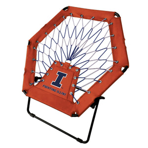 UNIVERSITY OF ILLINOIS BASIC BUNGEE CHAIR