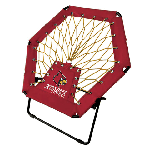 UNIVERSITY OF LOUISVILLE BASIC BUNGEE CHAIR
