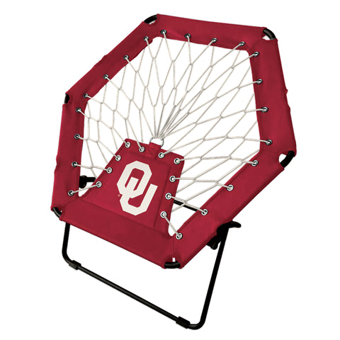 UNIVERSITY OF OKLAHOMA BASIC BUNGEE CHAIR