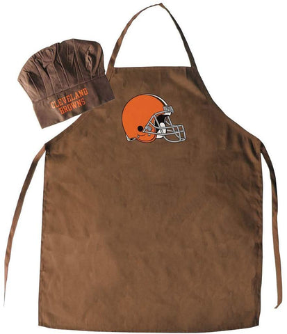 NFL Chef Hat and Apron Set