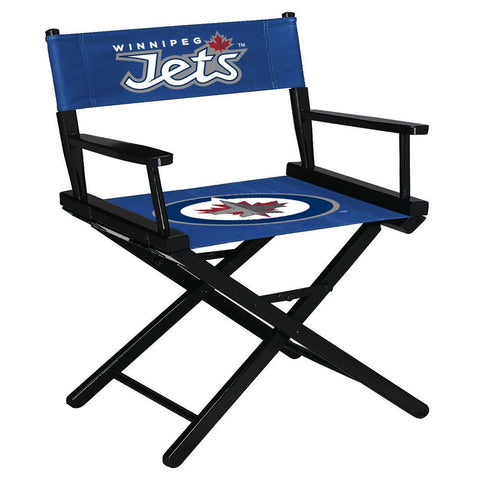 WINNIPEG JETS TABLE HEIGHT DIRECTORS CHAIR