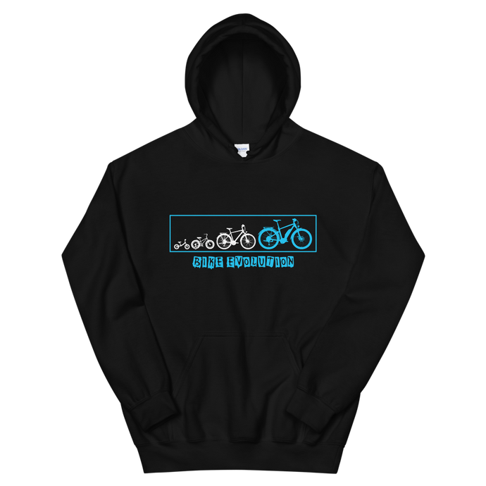 Bike Evolution - Damen Hoodie - Strombiker
