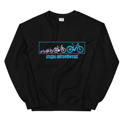 Bike Evolution - Damen Sweatshirt - Strombiker