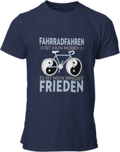 Laden Sie das Bild in den Galerie-Viewer, Innerer Frieden - Damen Shirt - Strombiker