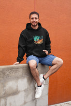 Laden Sie das Bild in den Galerie-Viewer, Ride Your Bike Blatt - Hoodie - Strombiker