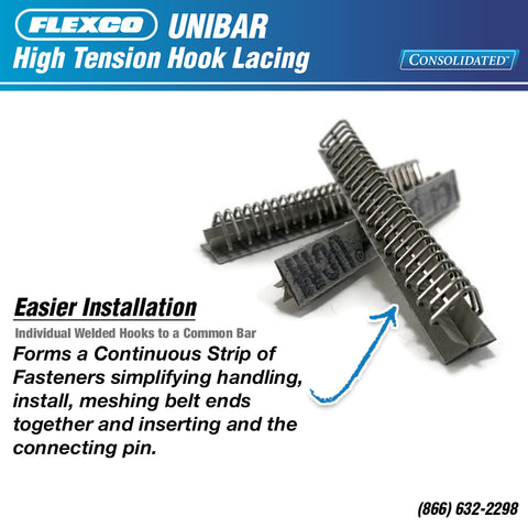 Easier Install Of Unibar Lacing Hooks