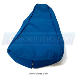 "Coronet 50oz Pad and Royal Blue Cover - 51"" Tapered (051U)"