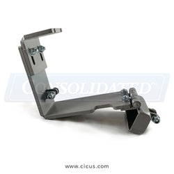 Chicago Dryer Block Pressure Roll Hinge Assembly (0607-296)