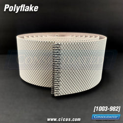 Chicago Dryer Replacement Polyflake - 97 [1003-982]