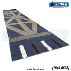 "Jensen 700 Spider Continuous Cleaning Cloth - 60"" x 295"" [1019-06CS]"