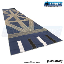 "Jensen 800 Spider Continuous Cleaning Cloth - 60"" x 295"" [1020-04CS]"
