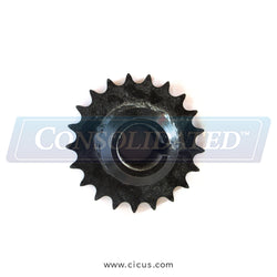 American Laundry Machinery Apron Drive Roll Sprocket - 21 Teeth (118-44)
