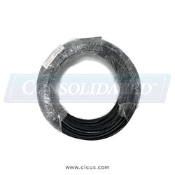 "CIC Black 3/16"" x 250 Foot Nylon Tubing Roll [234-0527]"