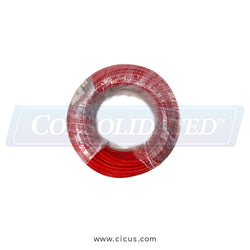 "CIC Red 1/4"" O.D .170 I.D x 100ft Nylon Tubing [234-0919100]"