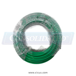 CIC Green 6mm x 100 Foot Nylon 12 Tubing [236-0883]