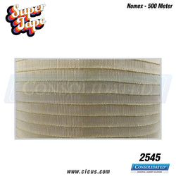CIC SuperTape Nomex 13mm - 500 Meter Spool (2545)