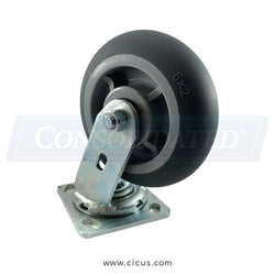 "CIC 6"" Medium/Heavy Duty Swivel Caster (27TP60JX0417YY)"