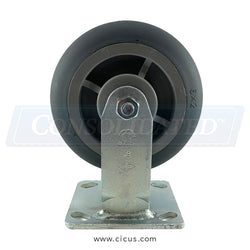 "CIC 6"" Medium/Heavy Duty Rigid Caster (28TP60JX0417YY)"