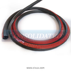 Chicago Dryer Door Gasket (4004-1234)