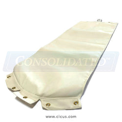 Colmac Tripple Connie Body Pad and Cover Nomex (823CDN)