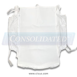 "Coronet Cover for 20"" Spring Loaded Yoke White Sides (AW-533)"