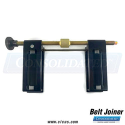 Ironer Belt Joiner - Anodized Billet Aluminum [CIC-BELTJOINER]
