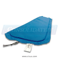 "Coronet Royal Blue Pad & Cover - 47"" Utility (FS-87)"